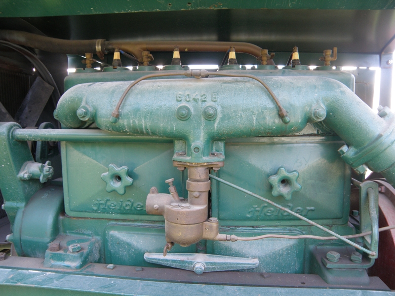 Heider C 12-20 Engine